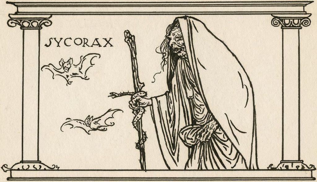 Sycorax_Robert Anning Bel